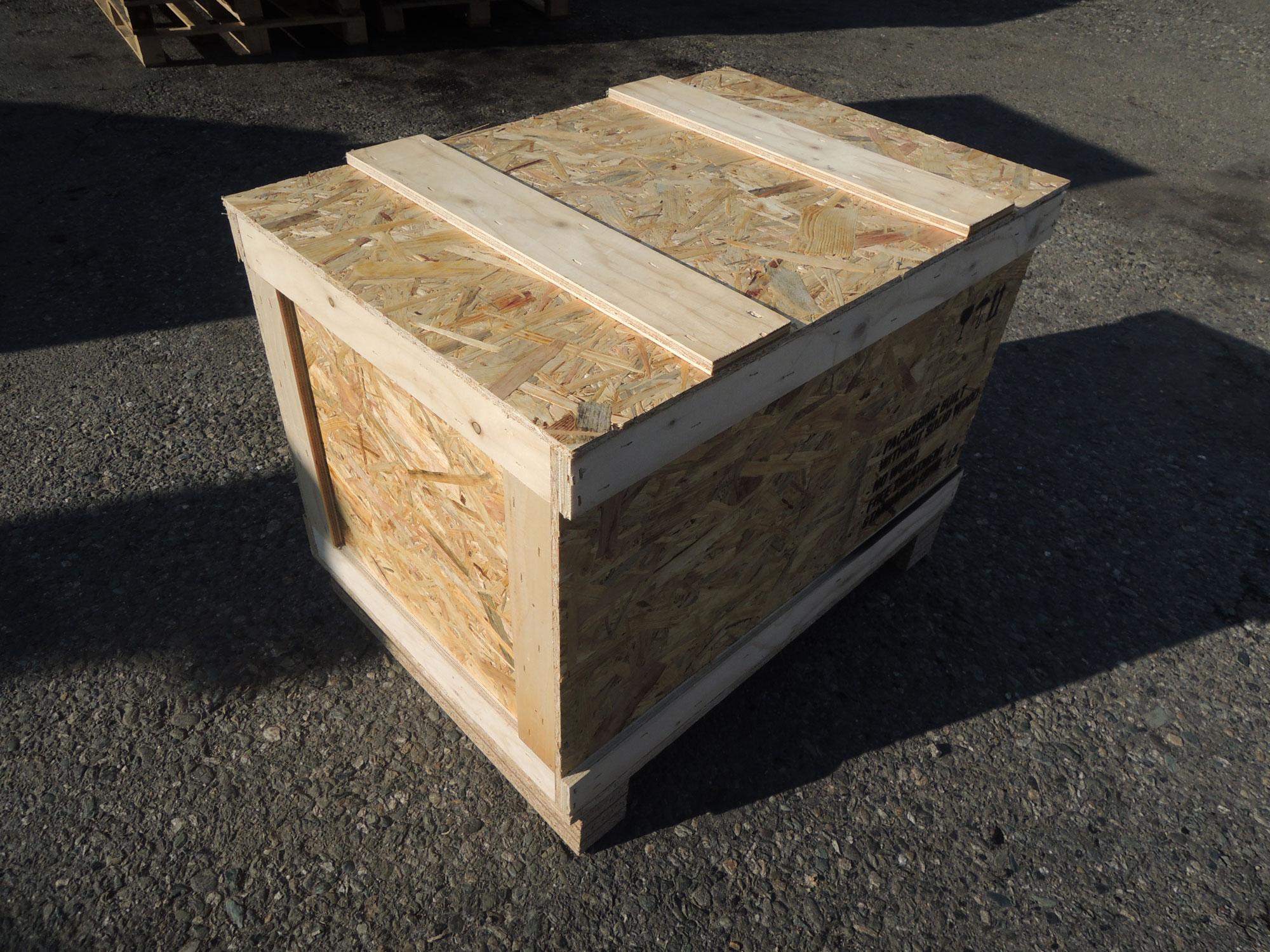 imballaggi legno torino